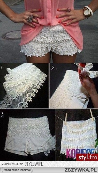 Cute Clothing Diy DIY Fashion is becoming as
