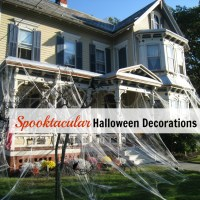 Spooktacular Halloween Decorations