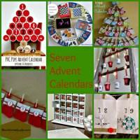 7 Christmas Advent Calendars