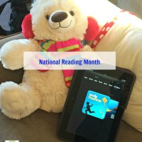 Celebrate National Reading Month with the Kindle e-reader