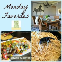 Monday Favorites - Link Up Party Picks (April 6)