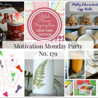 Motivation Monday (February 8)
