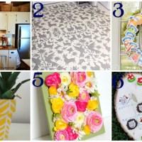 Craft Frenzy Friday (May 20)