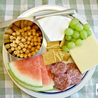 Easy Summer Picnic Dinner (My Guest Post at Curly Crafty Mom)