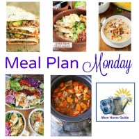 Meal Plan Monday - Cheesy Quesadillas & Corn Chowder