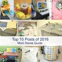 Top 10 Posts of 2016