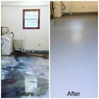 diy garage floor paint