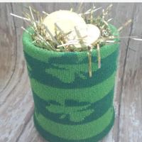 St. Patrick's Day Candy Dish Craft