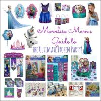 The Ultimate Frozen Themed Party Ideas!