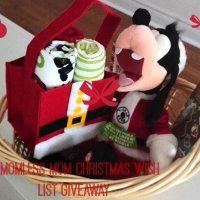 Christmas Wish List Giveaway!