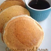 Simple Homemade Pancake Recipe with Gay Lea Spreadable #GayLeaMom