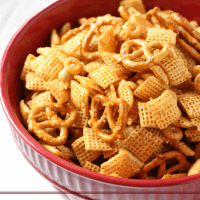 Crockpot Chex Mix Recipe