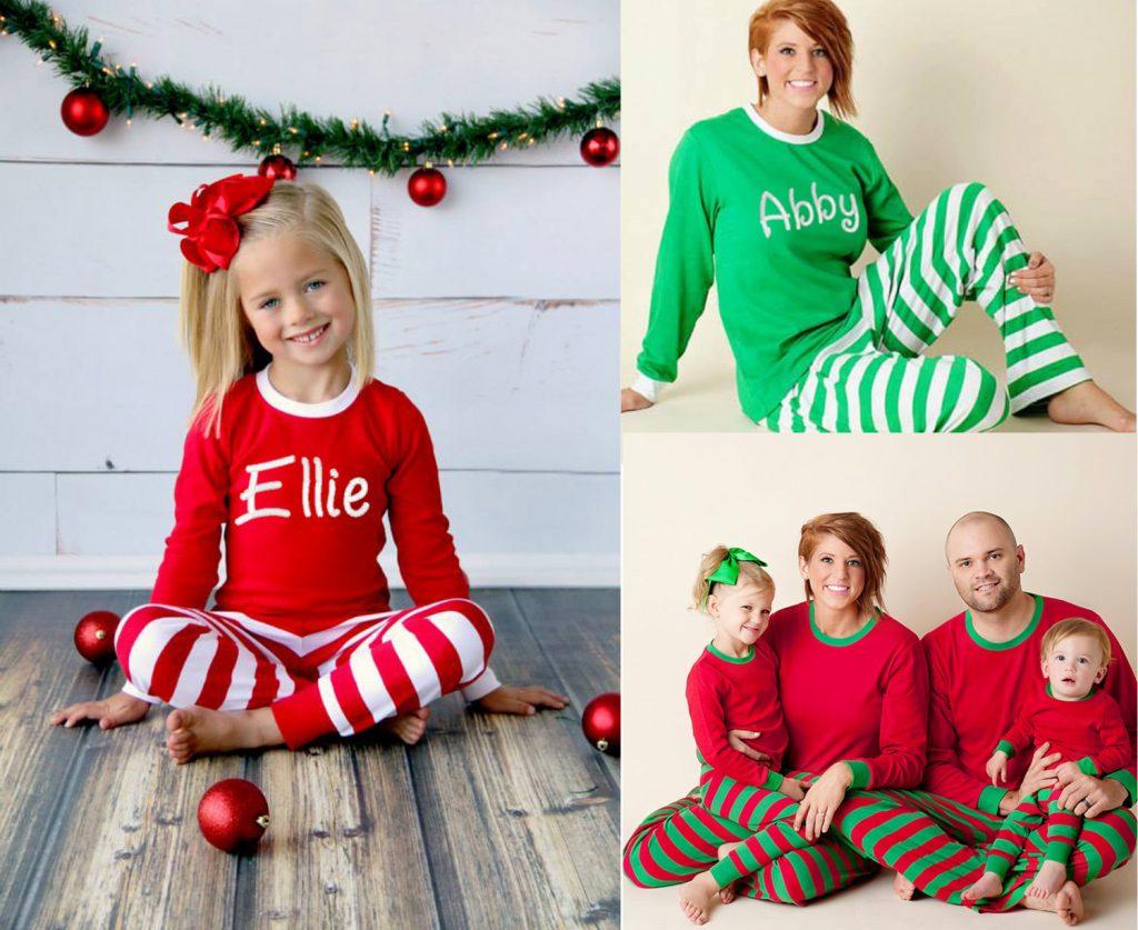 Fullsize Of Elf On The Shelf Pajamas