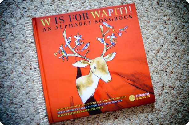 W is for Wapiti