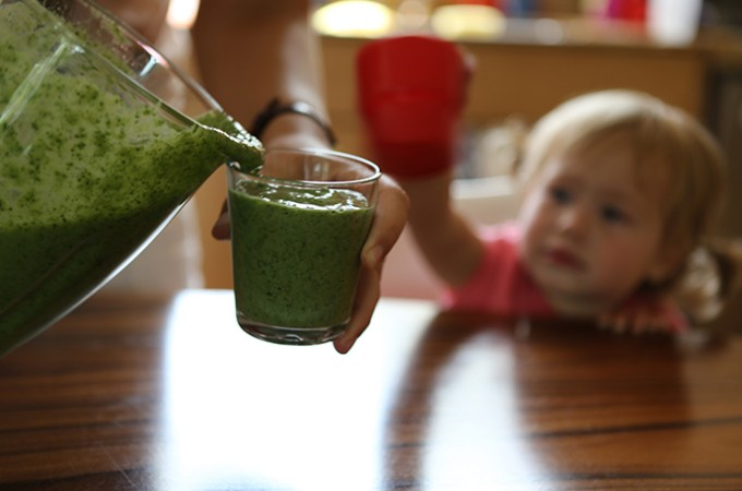 A Kid-Friendly Summer of Smoothies