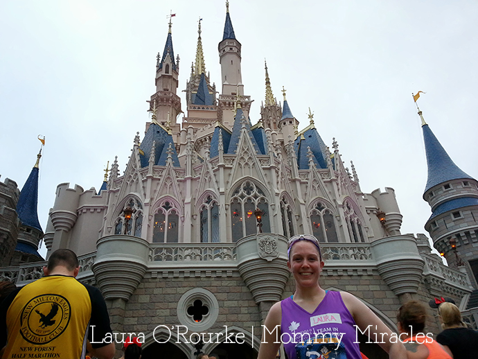 Bucket List Item: Half-Marathon in Disney