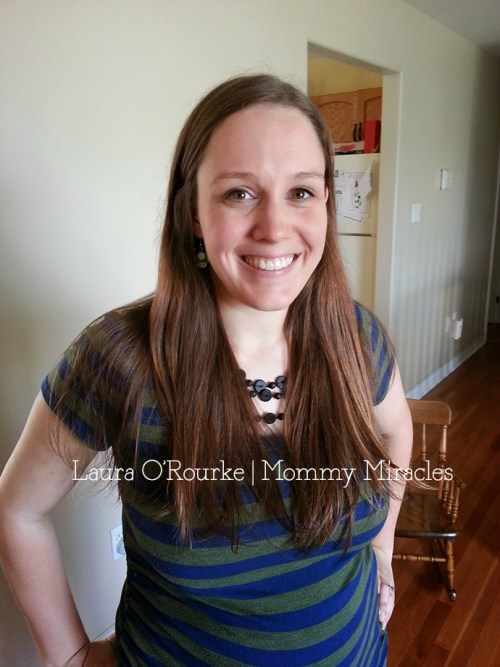Mom with long hair | Letter to a Hairdresser