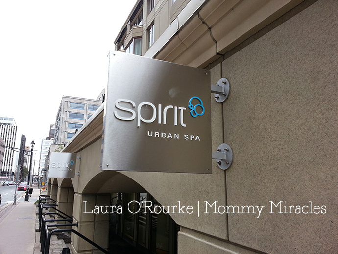 Spirit Spa #BigDayDowntown | Mommy Miracles