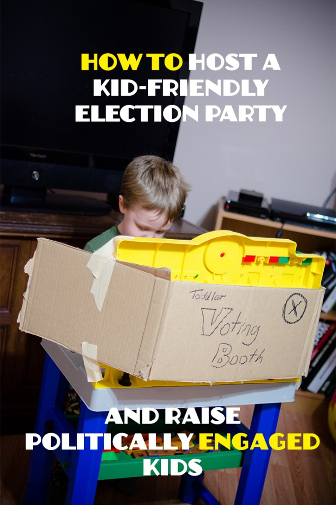 The Family Who Votes Together: Raising Politically Engaged Children | Mommy-Miracles.com
