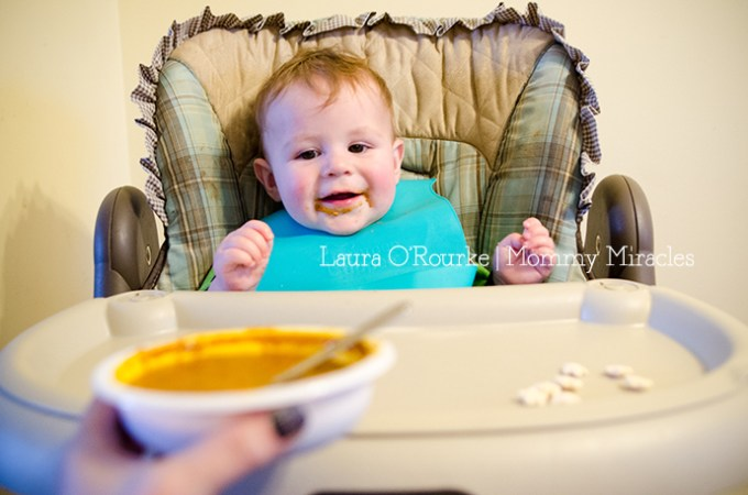 Babies Can't Just Feed Themselves…