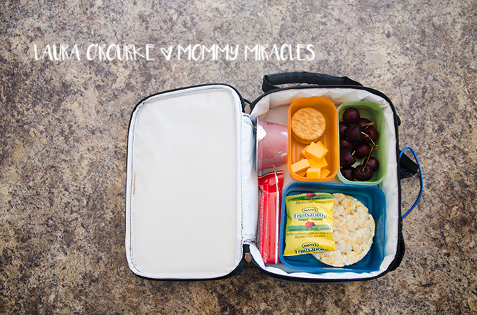 School lunch ideas | Mommy-Miracles.com