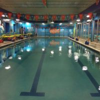 City Swimming: Goldfish Swim School