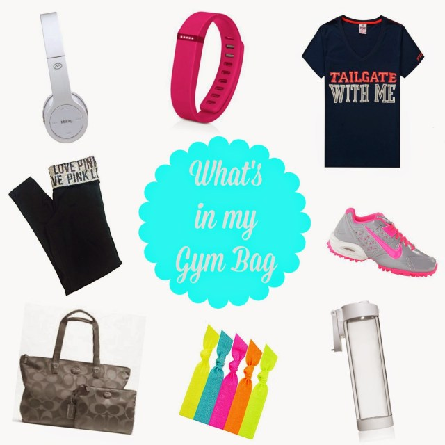 What's in my Gym Bag Glasstic Water Bottle Review