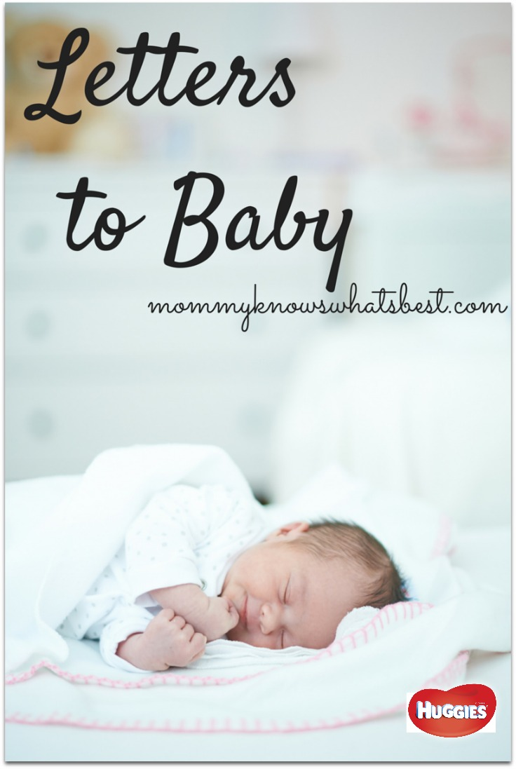 letters to baby