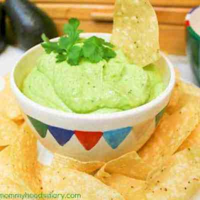 Avocado Sauce Recipe ~ Guasacaca Recipe