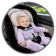 Britax Head & Body Support Pillow + Window Shades Giveaway