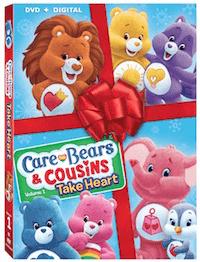 CARE BEARS COUSINS TAKE HEART