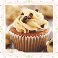 Chocolate Chip Cookie Cupcakes Recipe