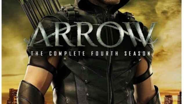 arrow the complete fourth season