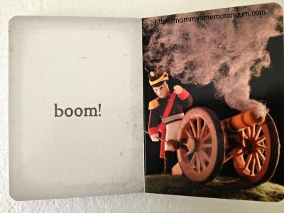 Cozy Classics War and Peace Boom!