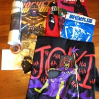 July Loot Crate Review - Villains + Coupon Code