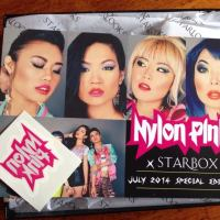 Starlooks Nylon Pink Special Edition Starbox Review - July 2014