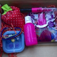 August 2014 iBbeautiful Teen & Tween Subscription Box Review