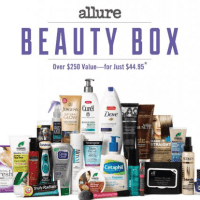 Fall 2014 Allure Beauty Box