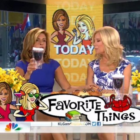 Sippy Cup on Kathie Lee and Hoda NBC