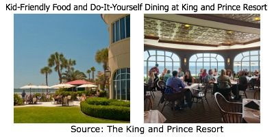 [VIDEO] Kid-Friendly Menu & Do-It-Yourself Dining at the King and Prince Resort