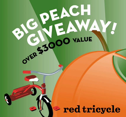 Red Tricycle Atlanta Big Peach Giveaway