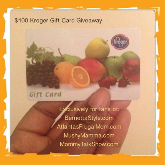 find organic local and natural foods at kroger 100 gift card giveaway. Black Bedroom Furniture Sets. Home Design Ideas