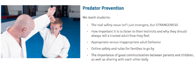 Predator Prevention