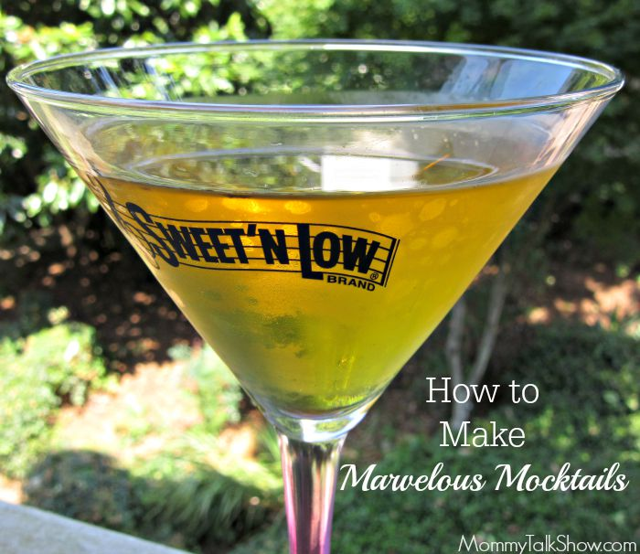 Marvelous Mocktails