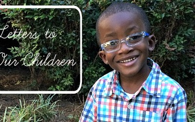 Letters to Our Children: I Pray You Grow Out of Asthma