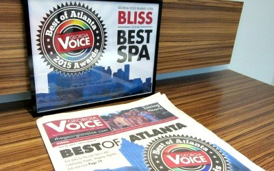 Bliss Spa Downtown Atlanta: My Facial Turned into a Three Hour Mom Escape