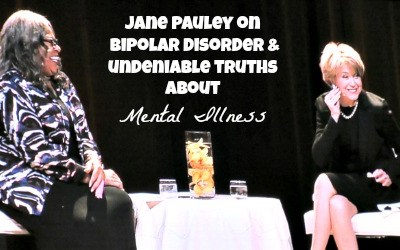 Jane Pauley on Bipolar Disorder & Undeniable Truths About Mental Illness