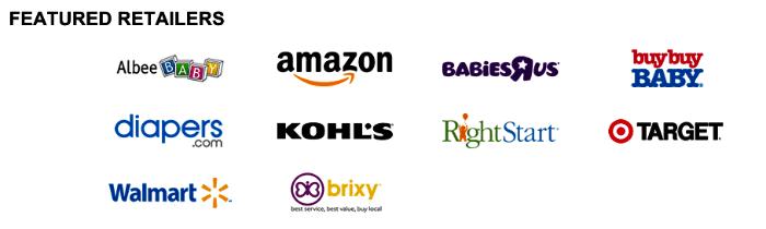 Britax Retailers