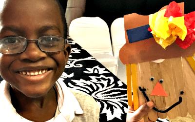 Atlanta Art Camp for School Break: Zone of Light Studio