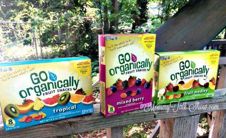 How I Pick Guilt-Free After School Snacks + Giveaway